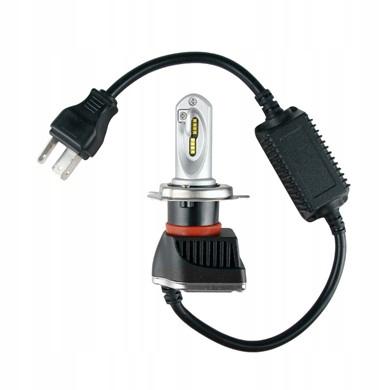Zestaw H4 LED 12V 24V Philips 5700K MTech LSP4