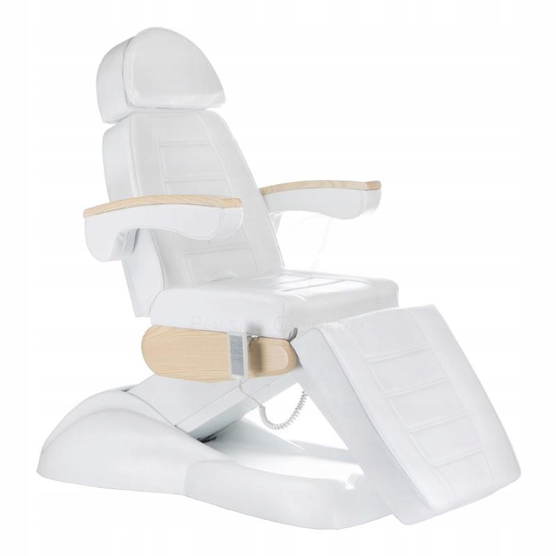 Elektryczny Fotel Kosmetyczny Lux Bg 238 Biały 7339915766