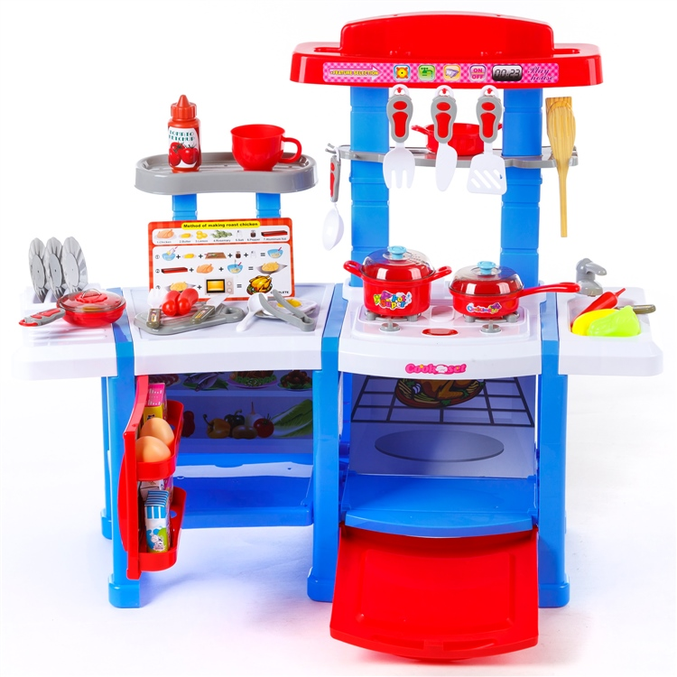Kinderplay Kuchnia Dla Dzieci światło Dźwięk 7731842343
