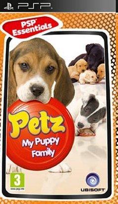 Petz My Puppy Family - PSP Używana