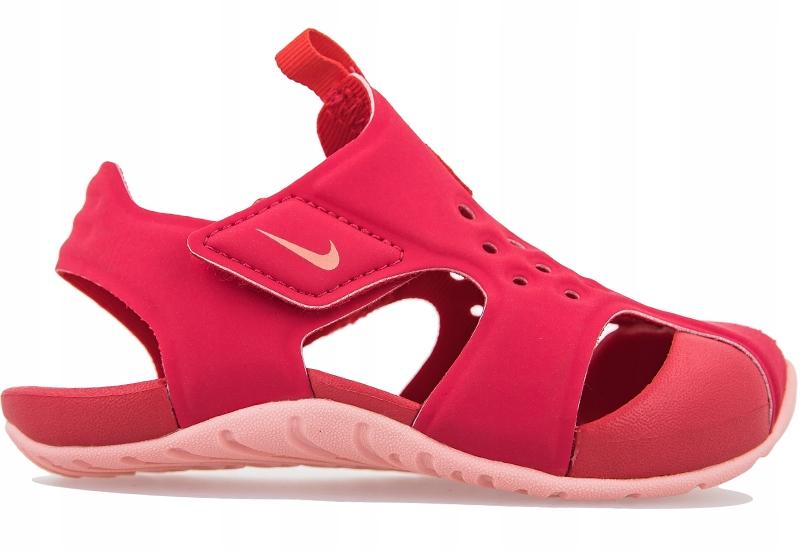 1f118c63f1c5 Sandały Nike Sunray Protect 2 - 943829-600 R 23.5 - 7373149195 ...