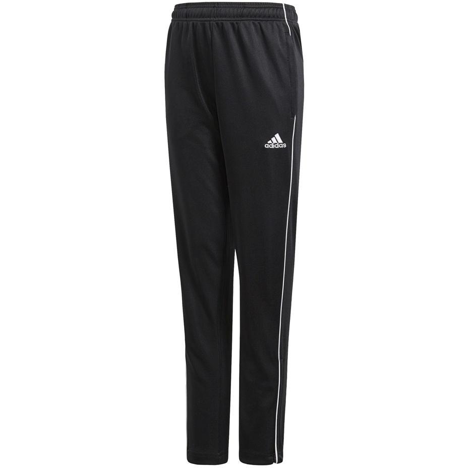 Spodnie Adidas CORE 18 TRAINING JR CE9034 r 140 cm