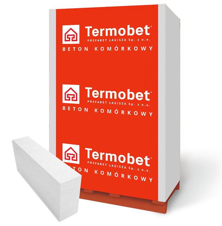 Masywnie TERMOBET 12 suporex bloczek betonowy gazobeton - 6405512428 GR75