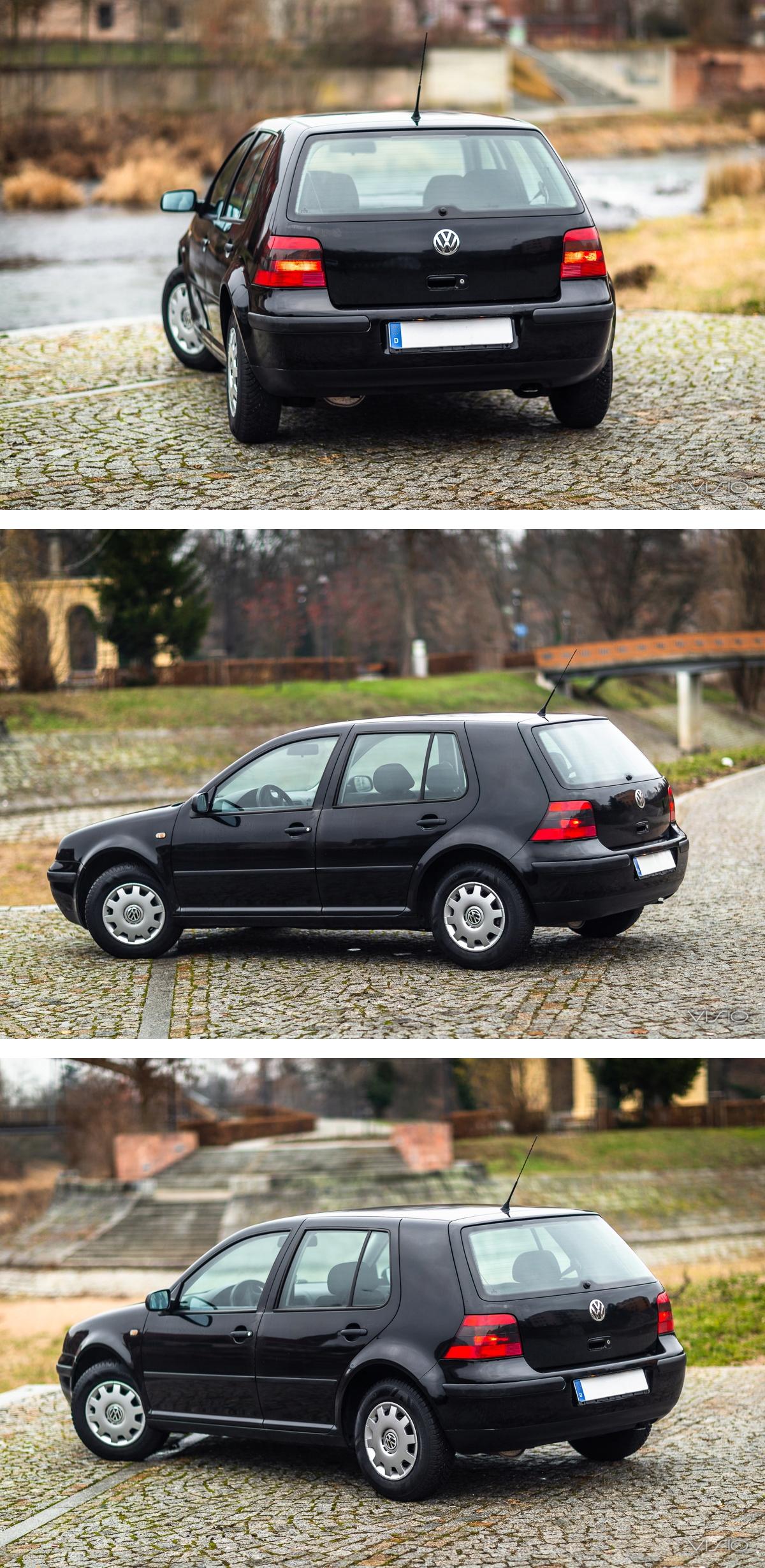 Świeże VW GOLF IV.1.6 SR. BENZ. KLIMA ŚWIEŻO Z NIEMIEC !! - 7759777165 PU86