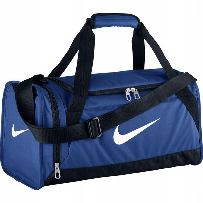 7e6521a2cdb15 Torba sportowa Nike Brasilia BA4832-411 Rozmiar XS - 7699169793 ...