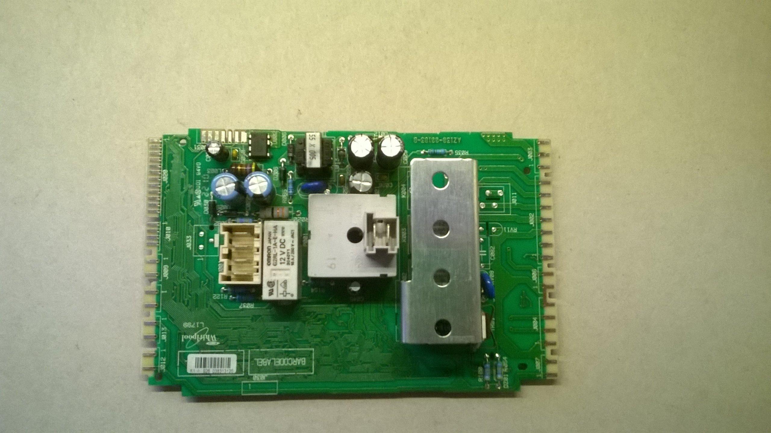 Bardzo dobry Moduł programator pralki Whirlpool AWE 2519 - 7130817234 UJ93