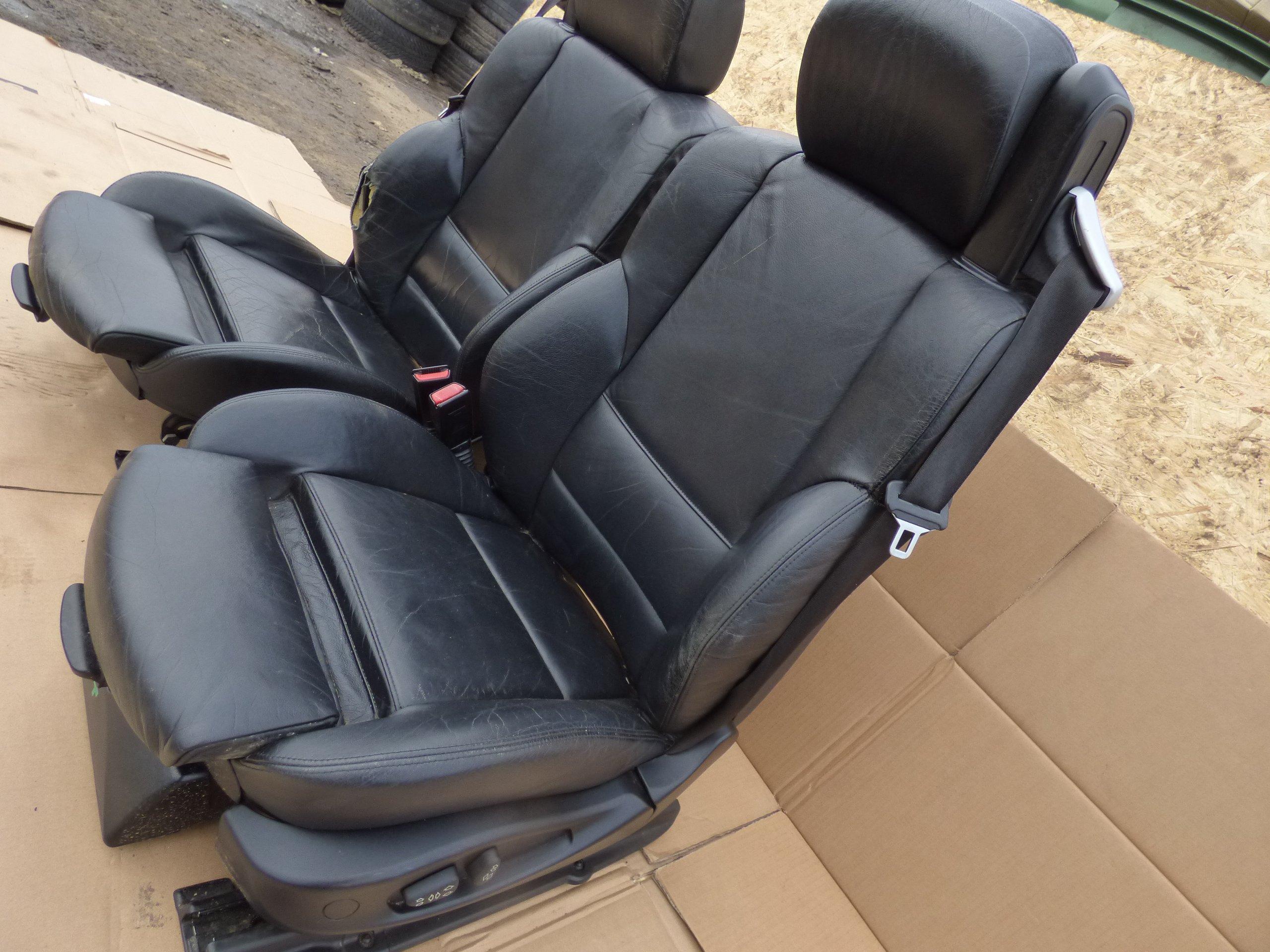 Bmw E46 Fotel M Pakiet Sportsitze Cabrio Prawy 7180184083