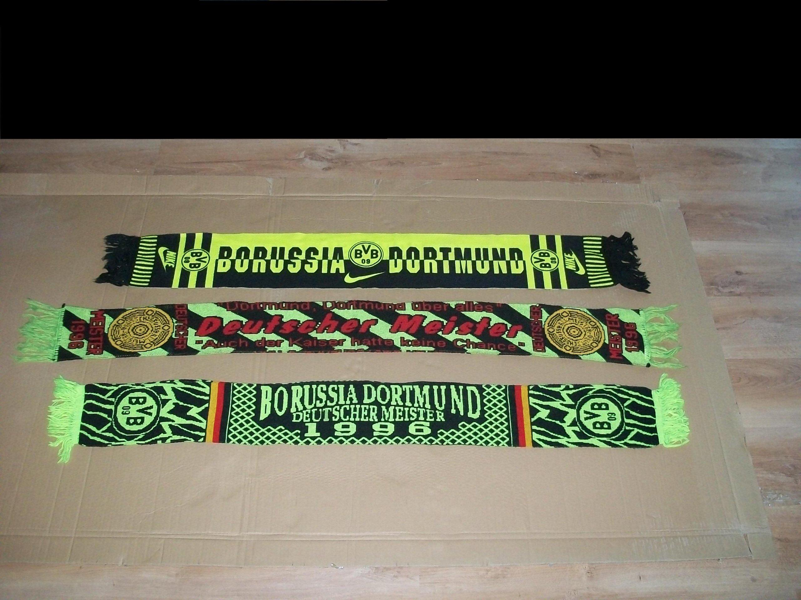 Szaliki Borussia Dortmund