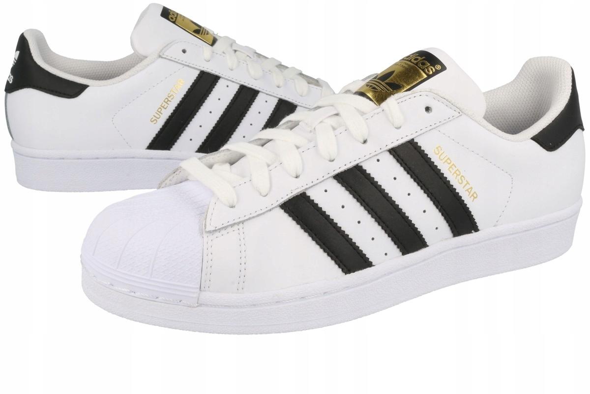 Męskie damskie Adidas Originals Klasyczny Superstar 2