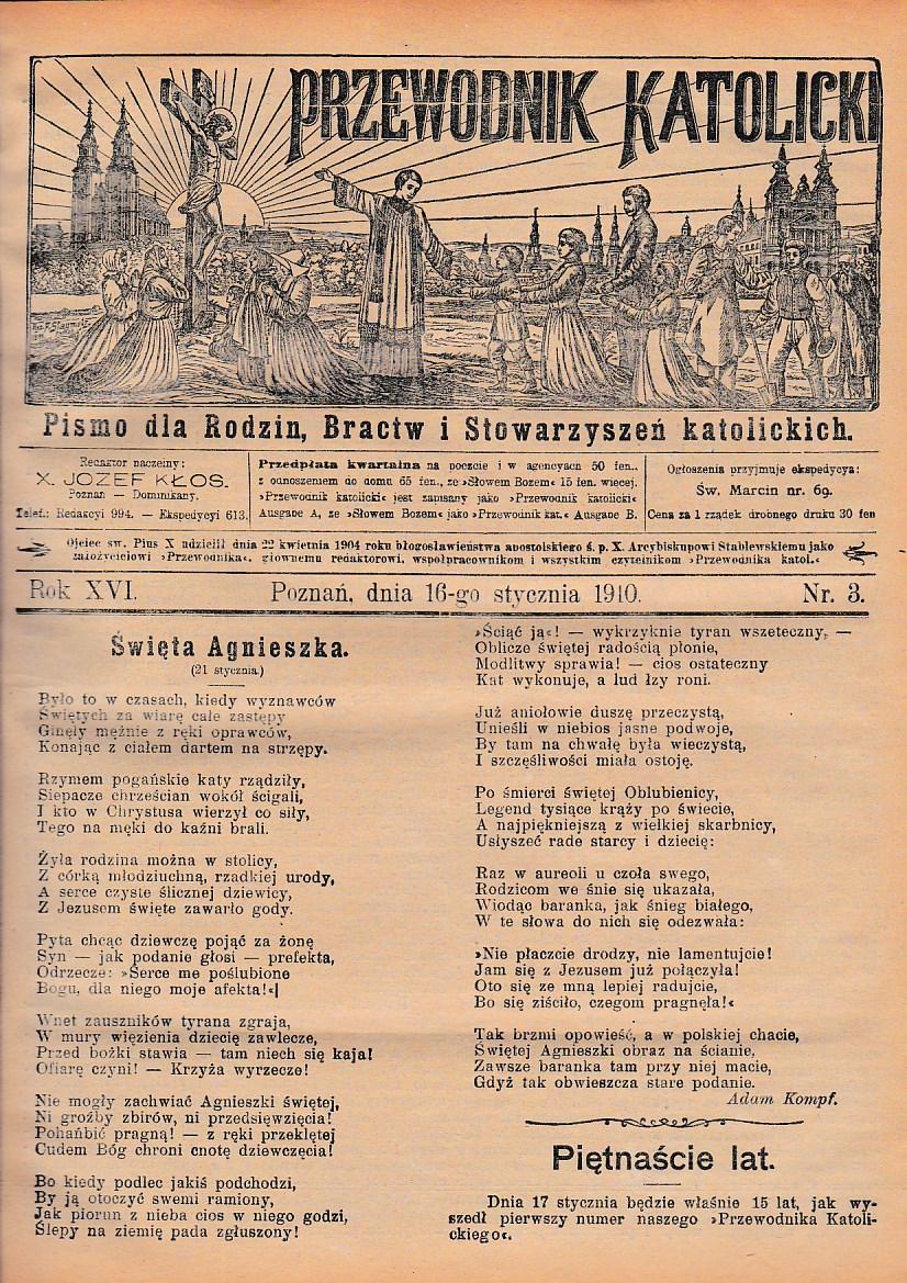 Pk 1910 3 Czacz Częstochowa Kiedrzyn