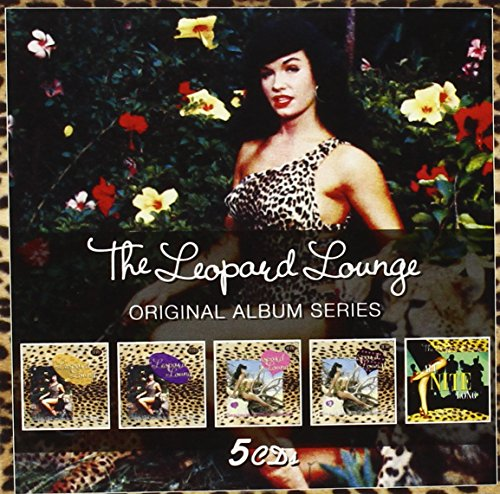CD Leopard Lounge - Original Album Series =Leopard