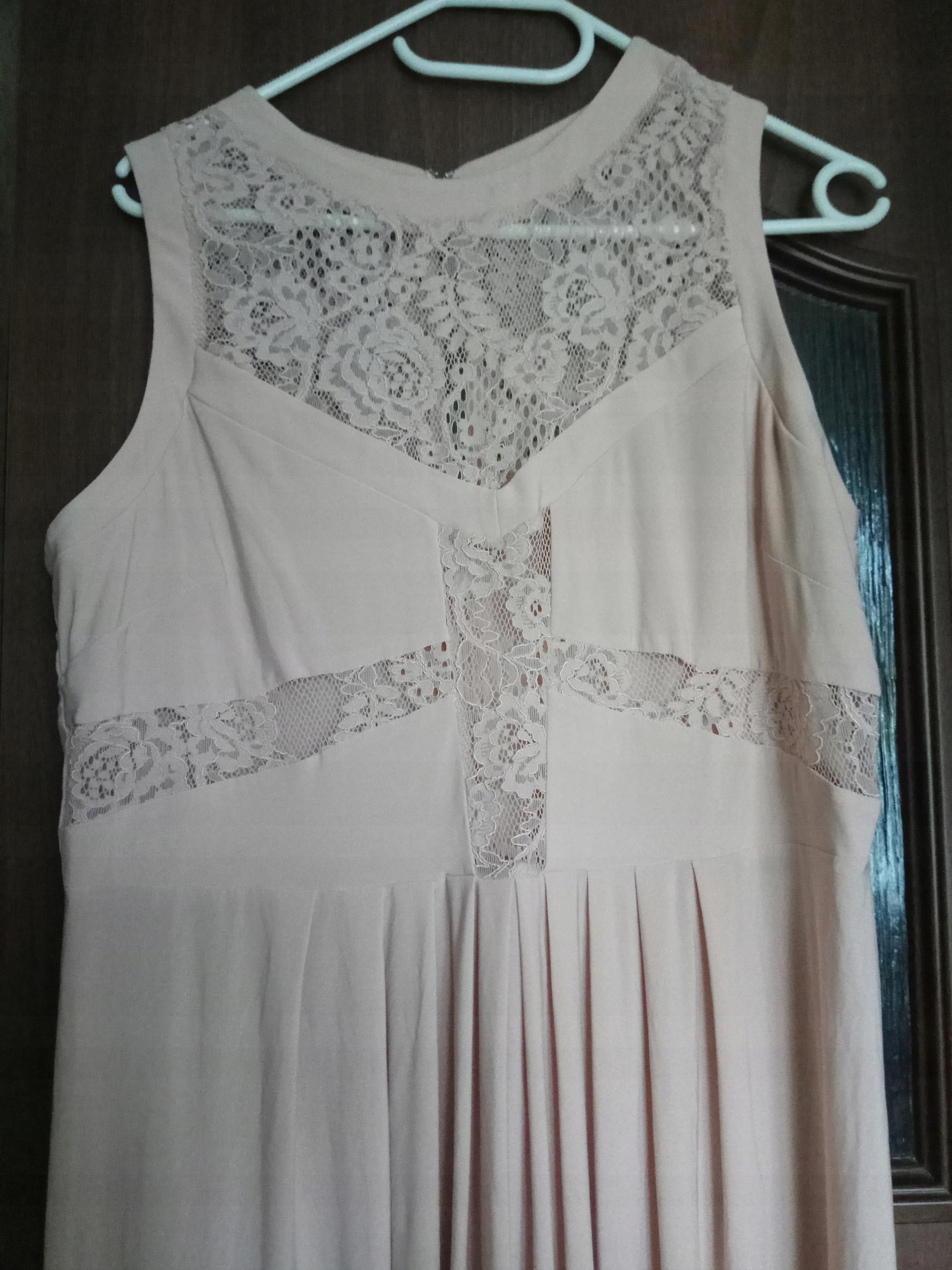 77882ff113 Sukienka Asos 46 - 7528939015 - oficjalne archiwum allegro