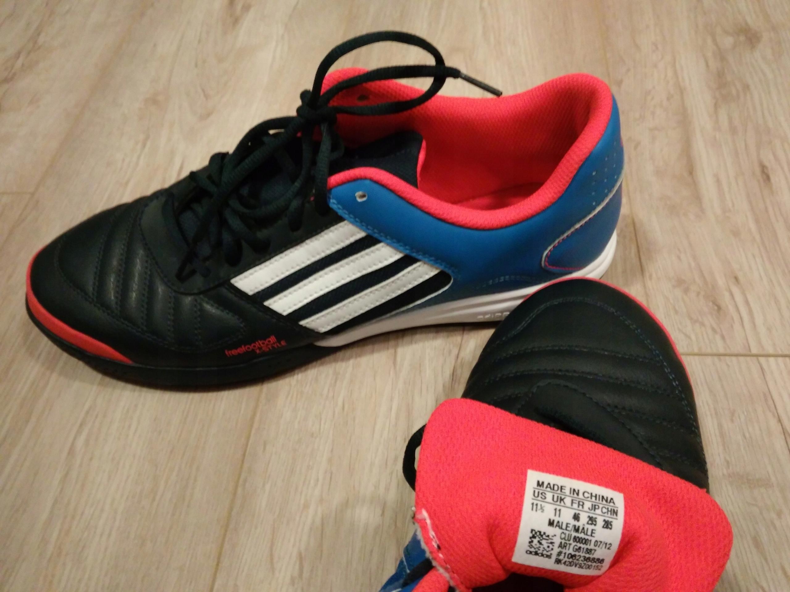 Buty Adidas Freefootball x style G61887 7458940710