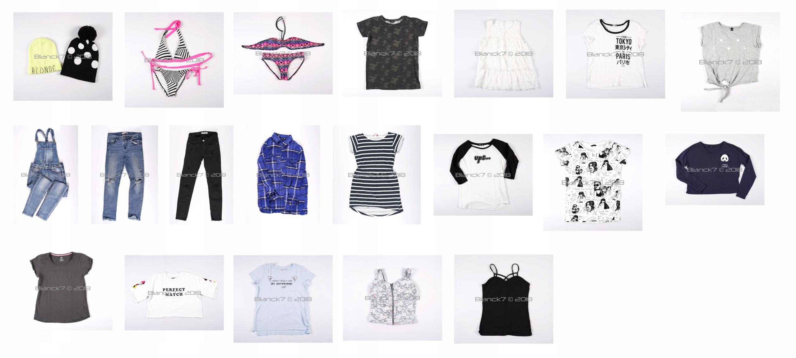 e50ea8b6 Ubrania dziecięce / młodzieżowe zestaw rozmiar XS