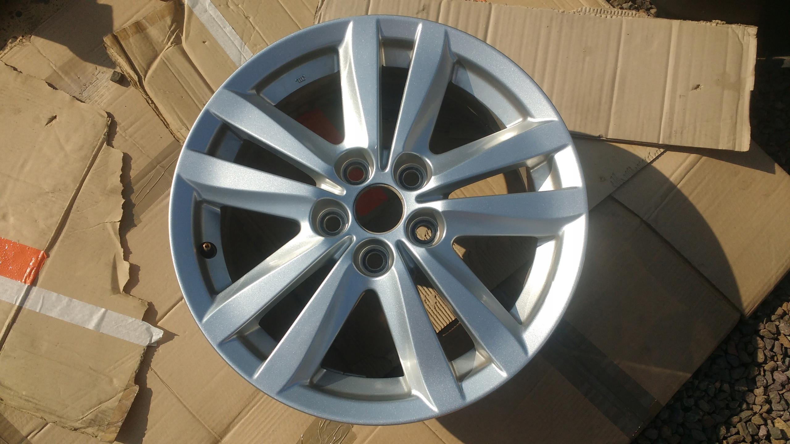 Felgi Aluminiowe Mitsubishi Asx