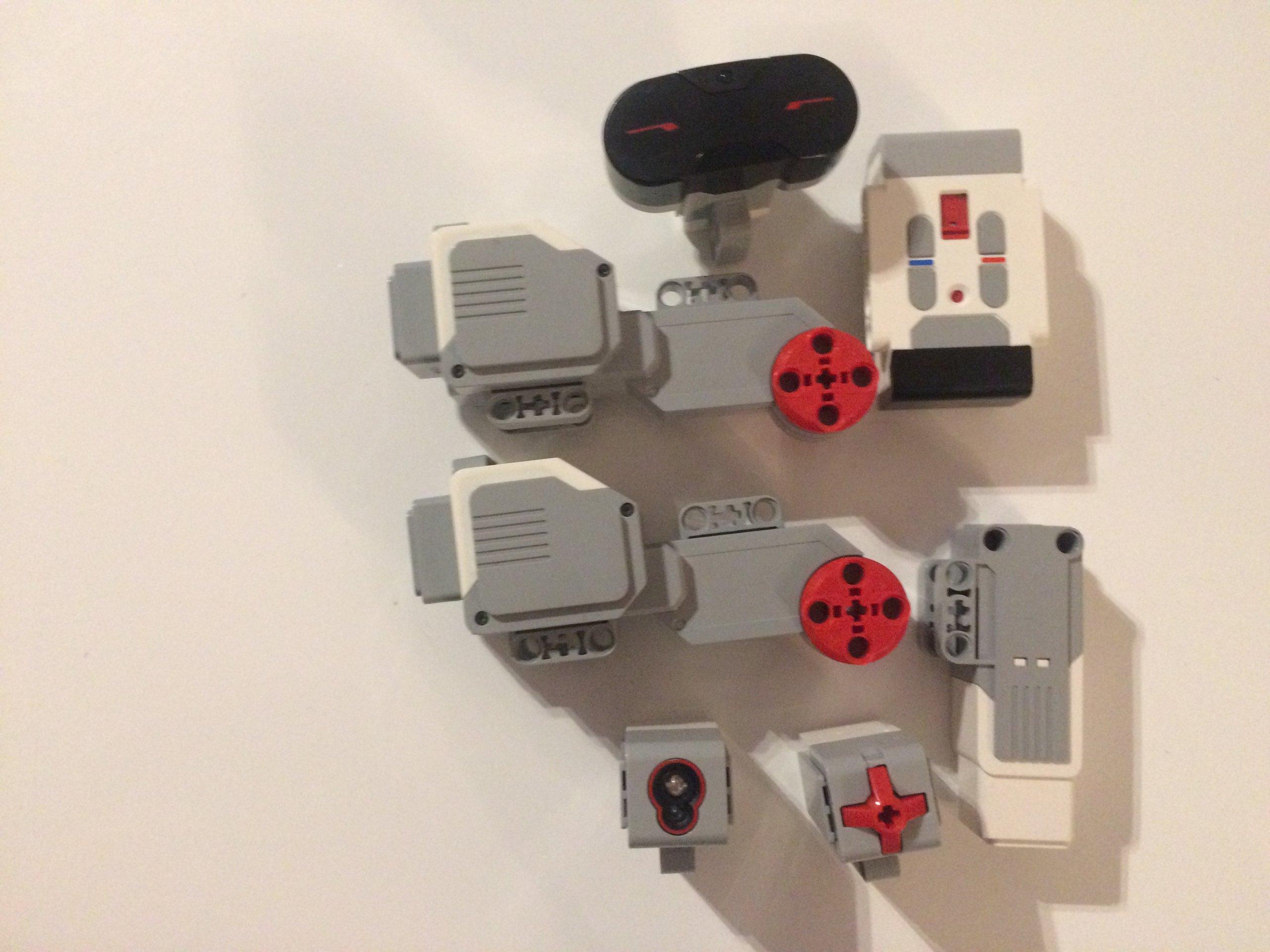 Lego Mindstorms Ev3 Akcesoria Sensor Serwo Silnik 7215598337