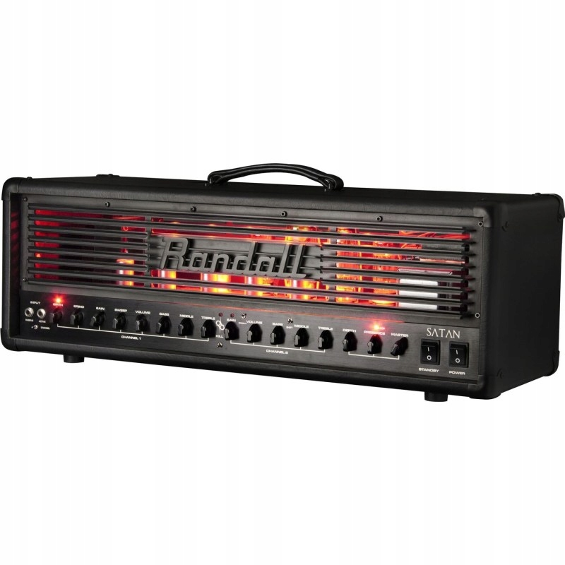 RANDALL SATAN Wzmacniacz lampowy do gitary elektry