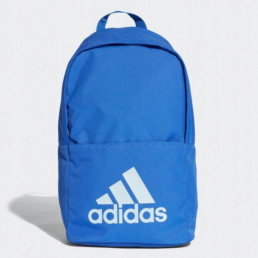 460011f276233 Plecak adidas Classic BP niebieski - 7447736766 - oficjalne archiwum ...