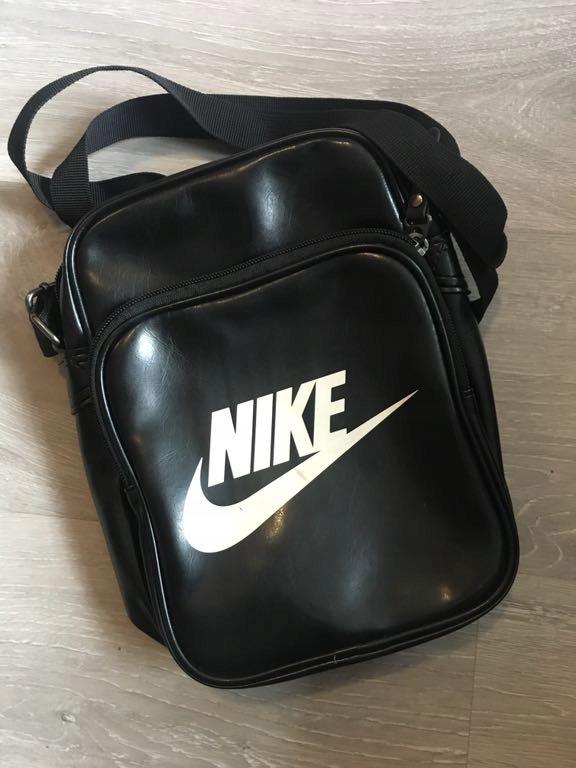 b164f7b2a3ade Torba sportowa Nike torebka czarna polecam - 7644879827 - oficjalne ...