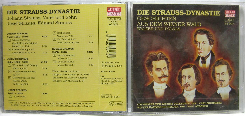Die Strauss Dynastie