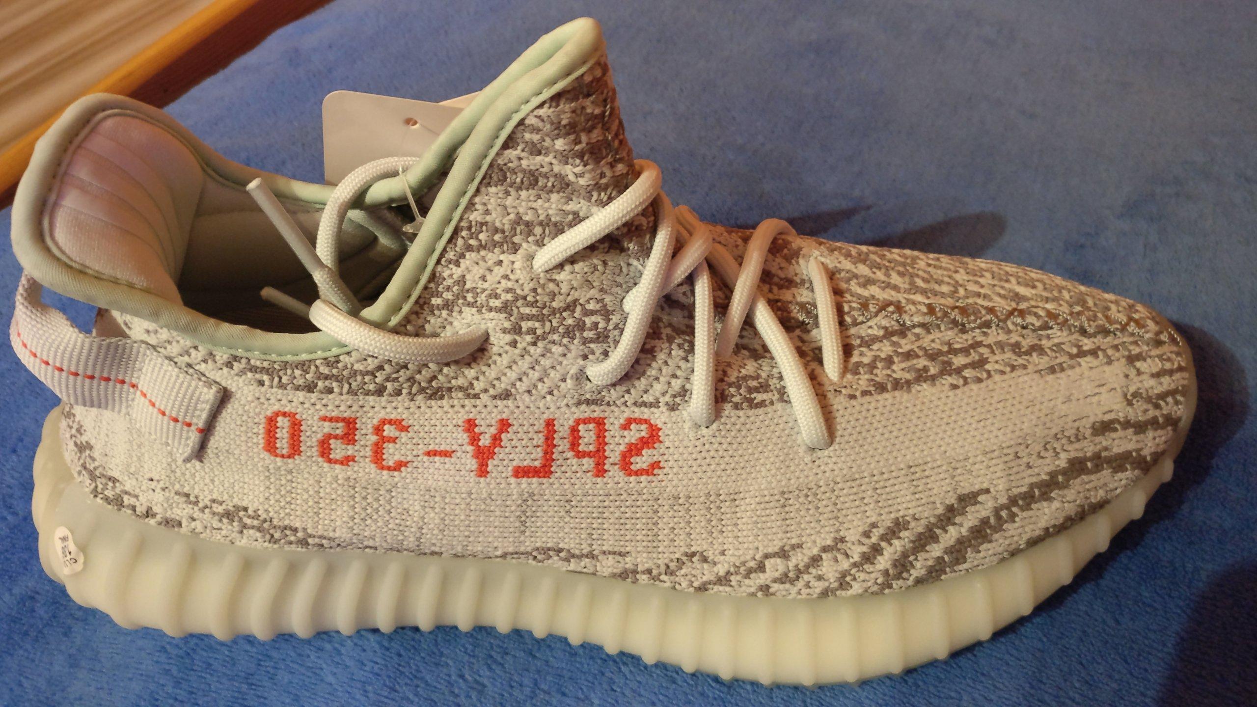 detailed look dd3a6 fecec Adidas Yeezy Boost 350 V2 Blue Tint rozm. 43 1 3