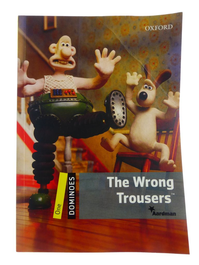 DOMINOES The Wrong Trousers - Bill Bowler /A2766/