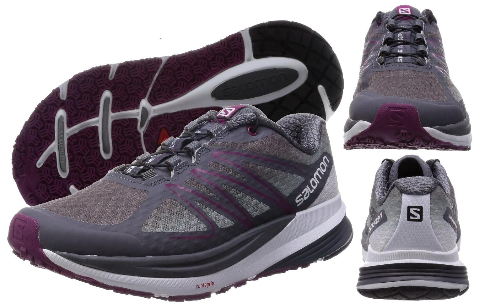 14f13918 Salomon Sense Propulse buty damskie biegowe 37 1/3 - 7412779227 ...