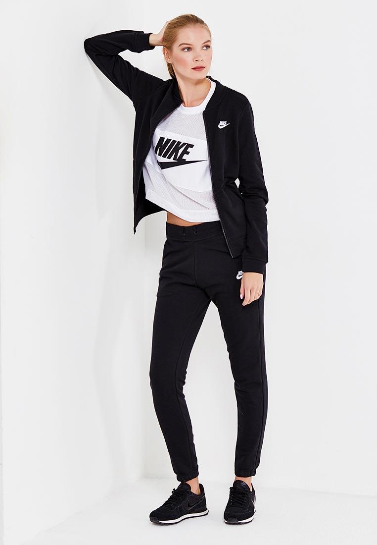7863c78db6a4 Dres Damski Nike NSW Track Suit r.S czarny komplet - 7090855539 ...