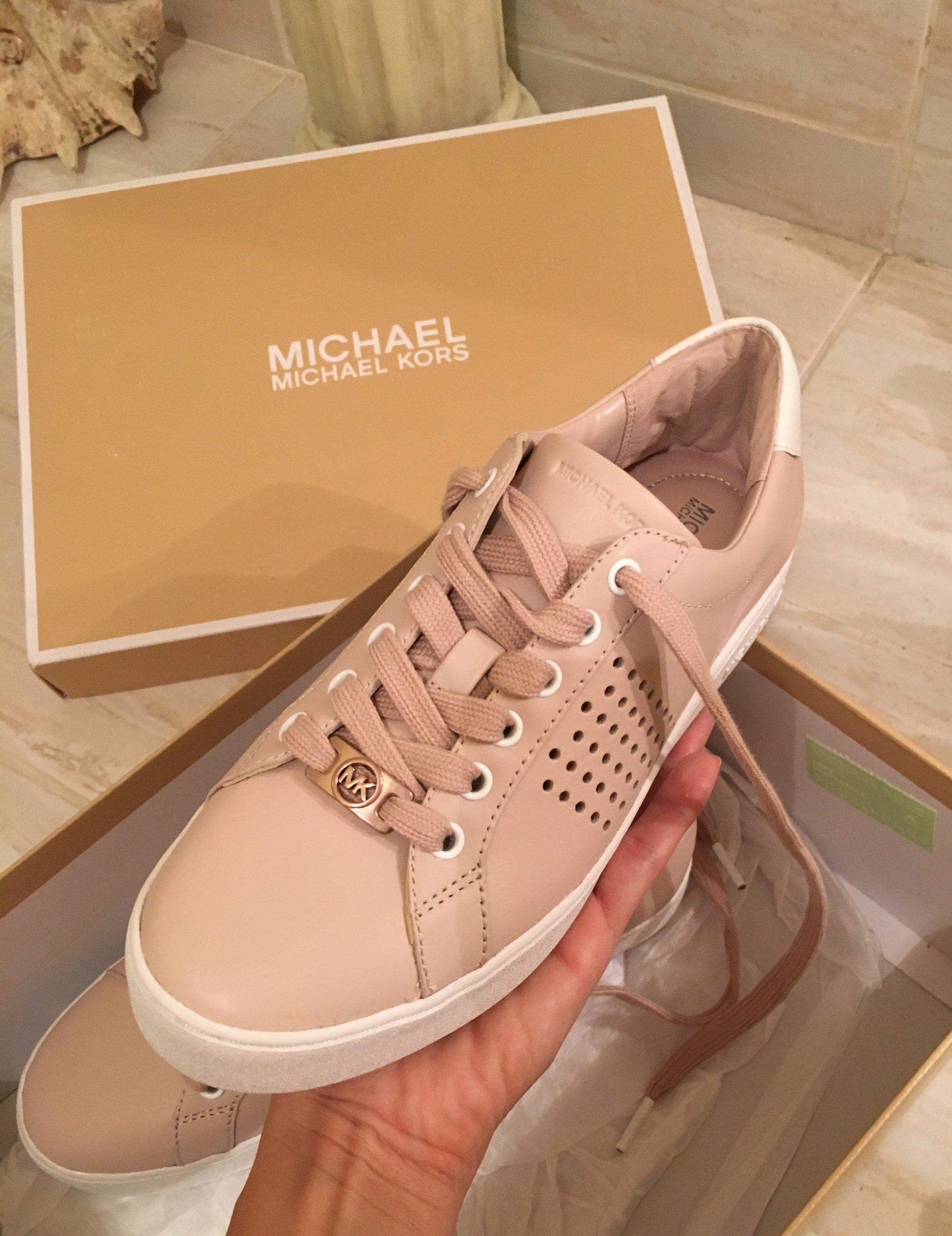 0c2660106f9ad MICHAEL KORS przepiękne trampki sneakersy z USA ! - 7083778754 ...
