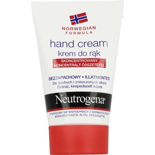 Neutrogena skoncentrowany krem do rąk 50 ml.