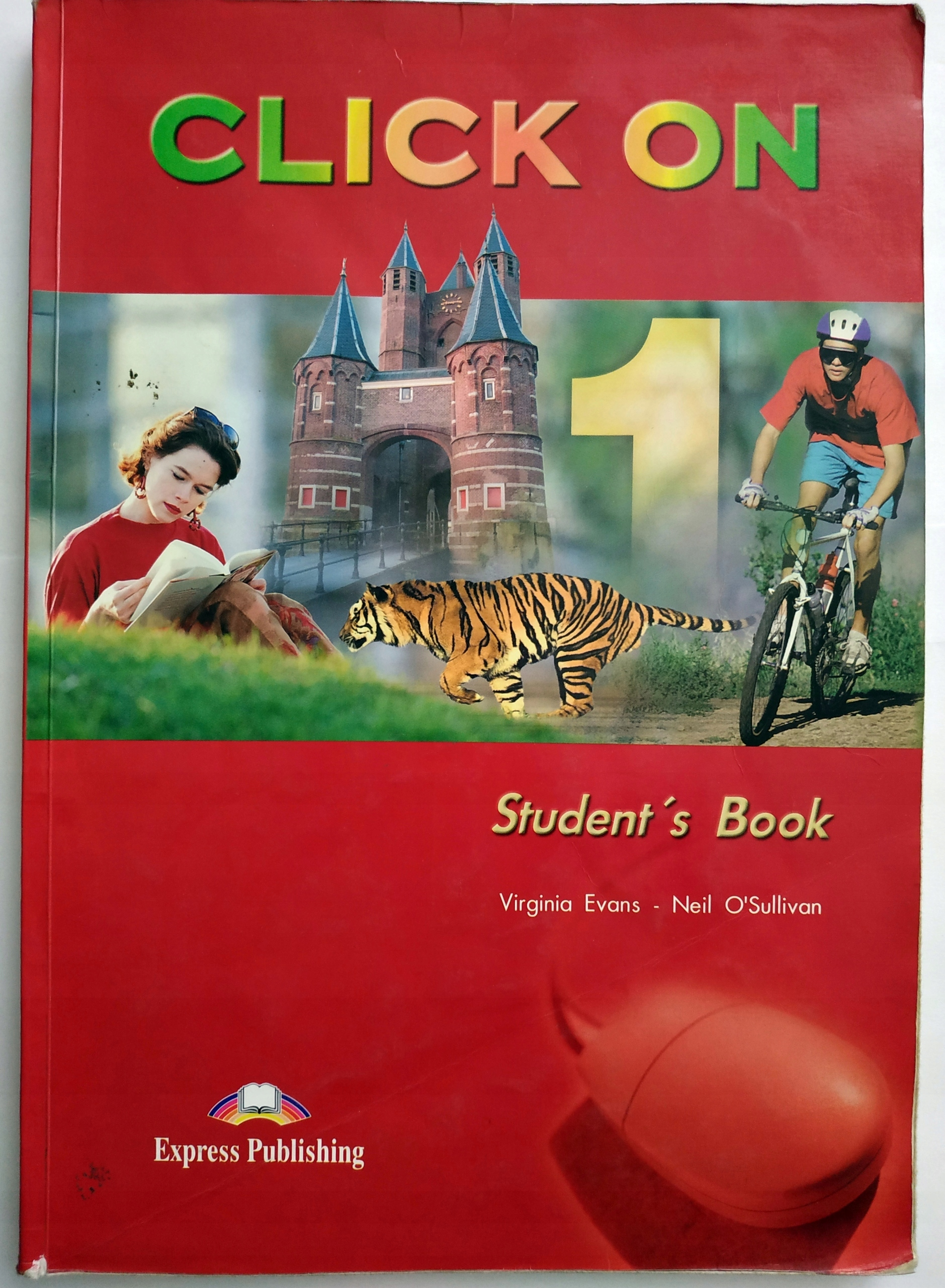 Click On 1 Student Book