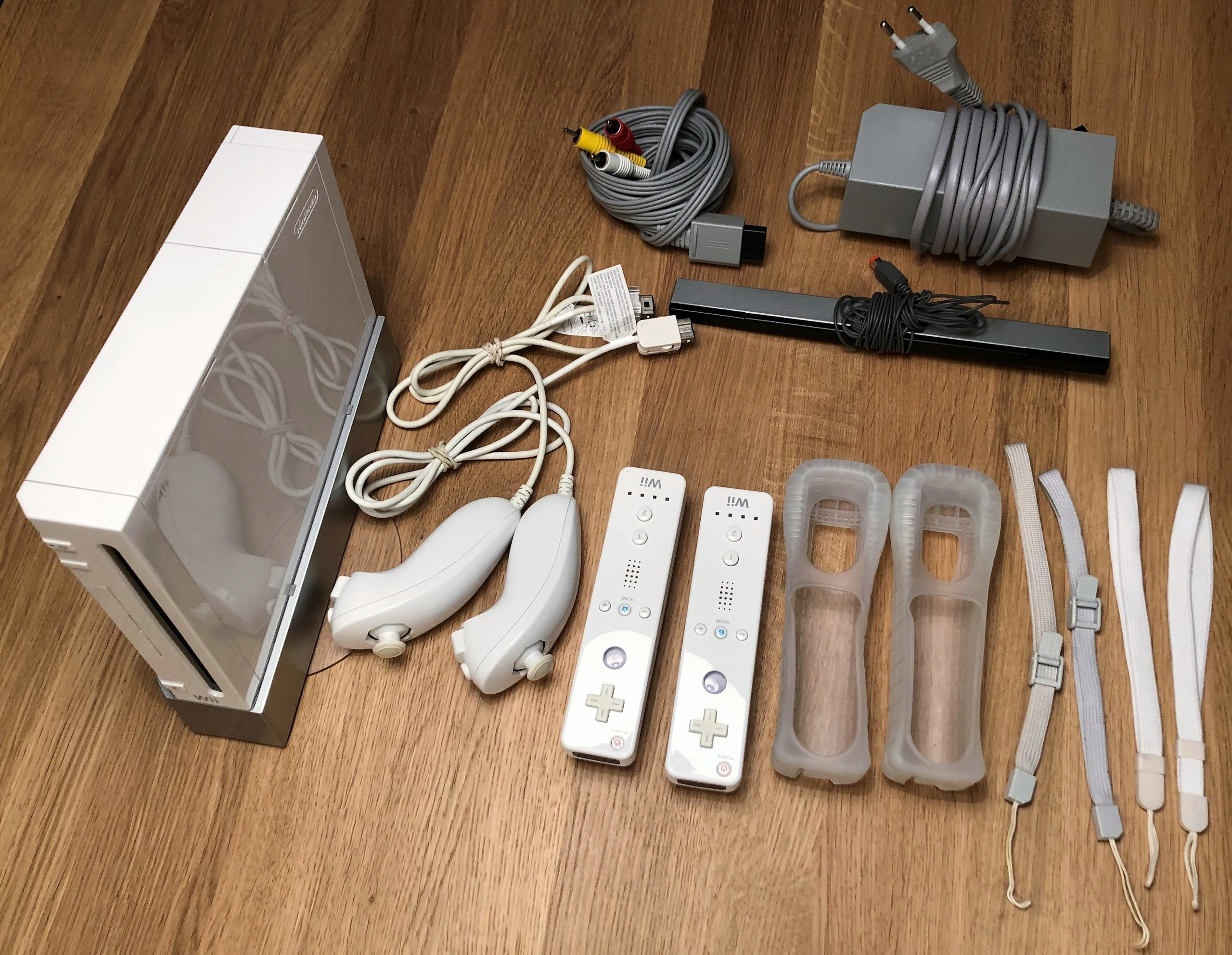Konsola Wii + BalanceBoard+gry