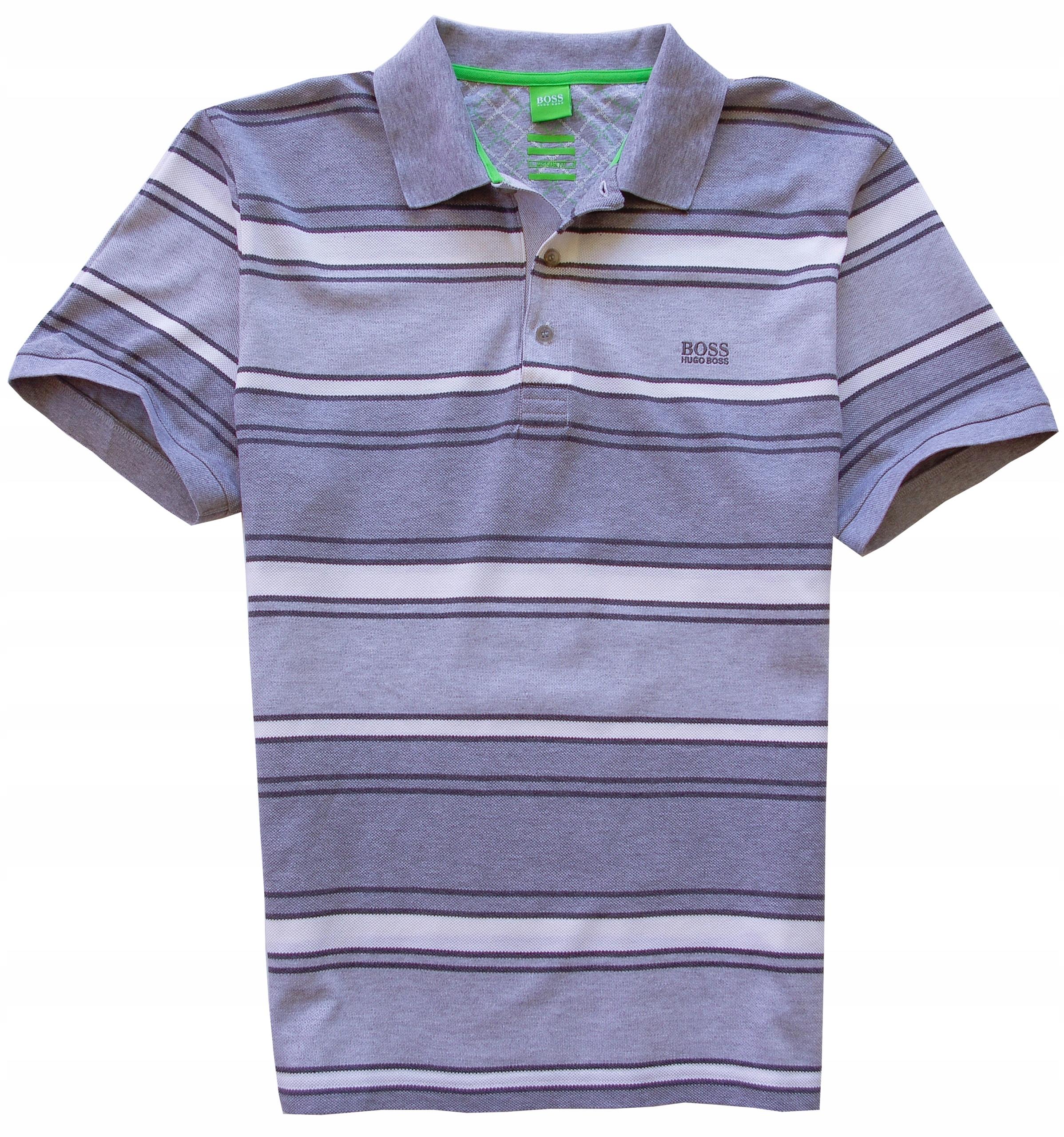 42b50df006706 Koszulka Polo Hugo Boss Green XXXL 3XL - 7598985686 - oficjalne ...
