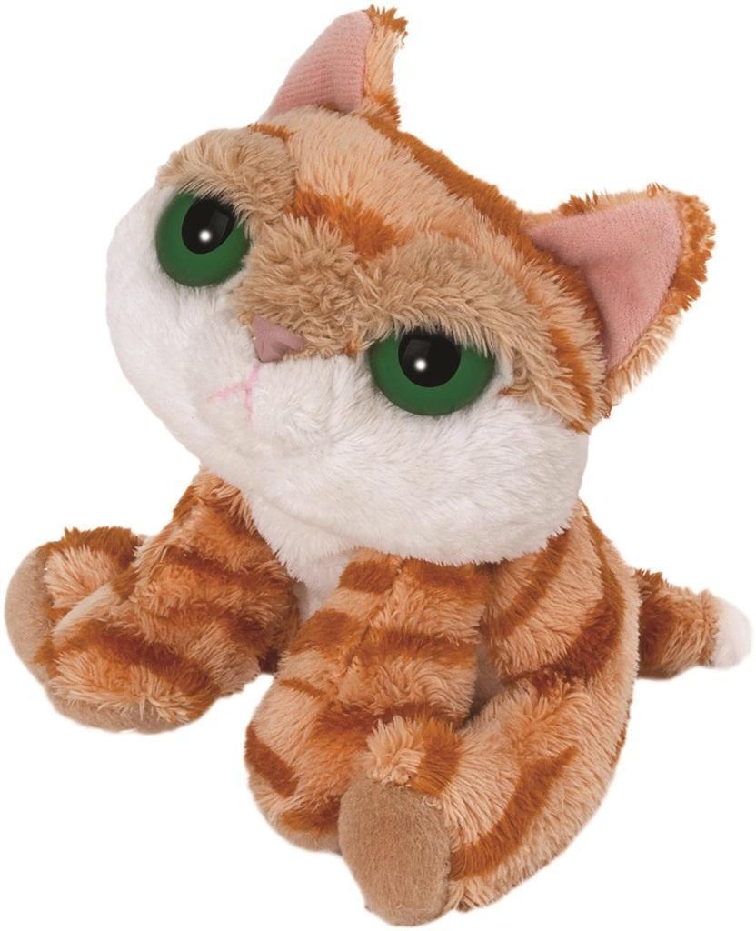 Rudy Kot Pręgowany 13cm Suki Suki