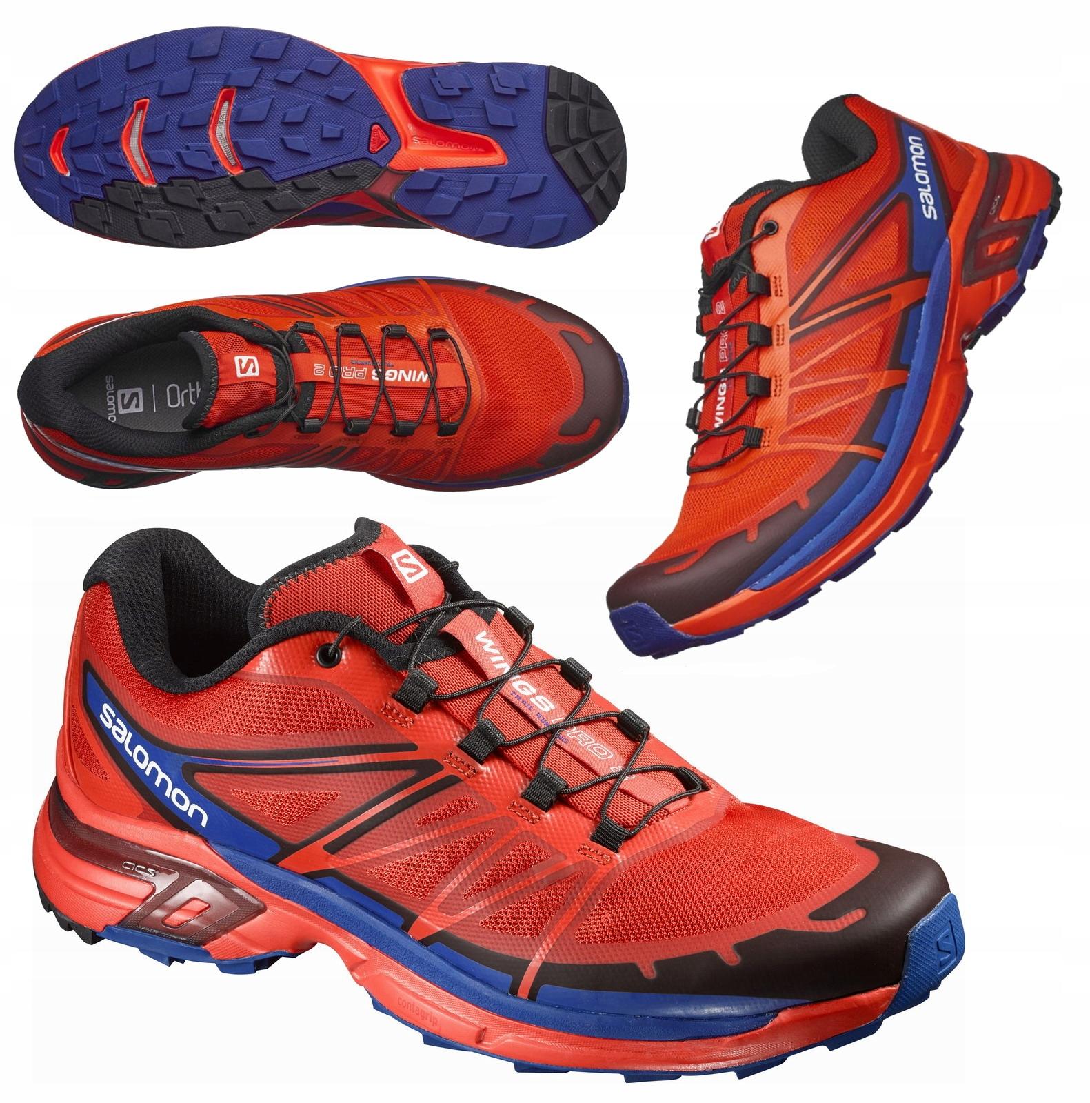 Salomon Wings Pro 2 buty męskie biegowe 47 13
