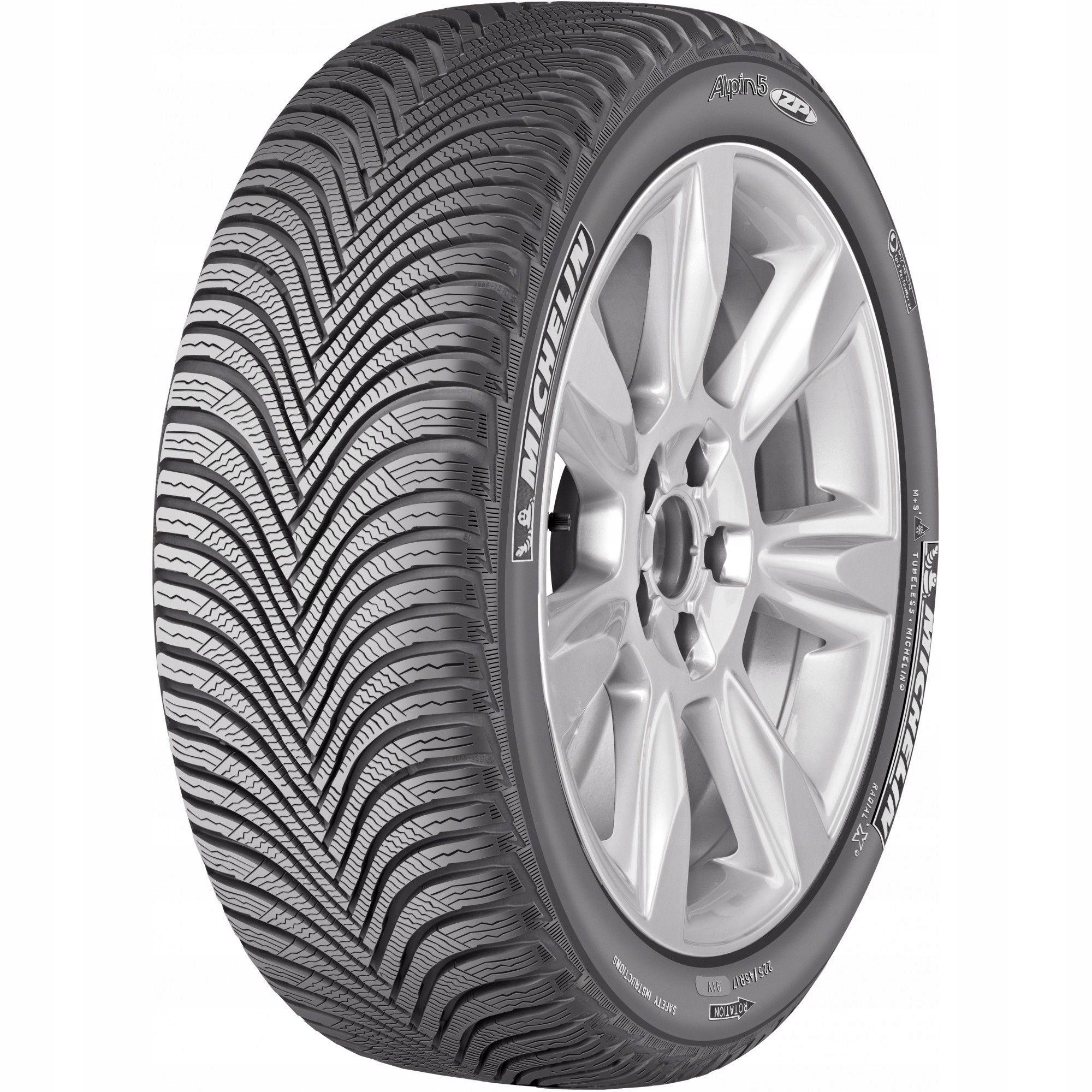 Opony Zimowe Michelin 20560r16