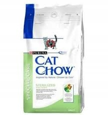 Purina Cat Chow Special Care Sterilized karma 15kg