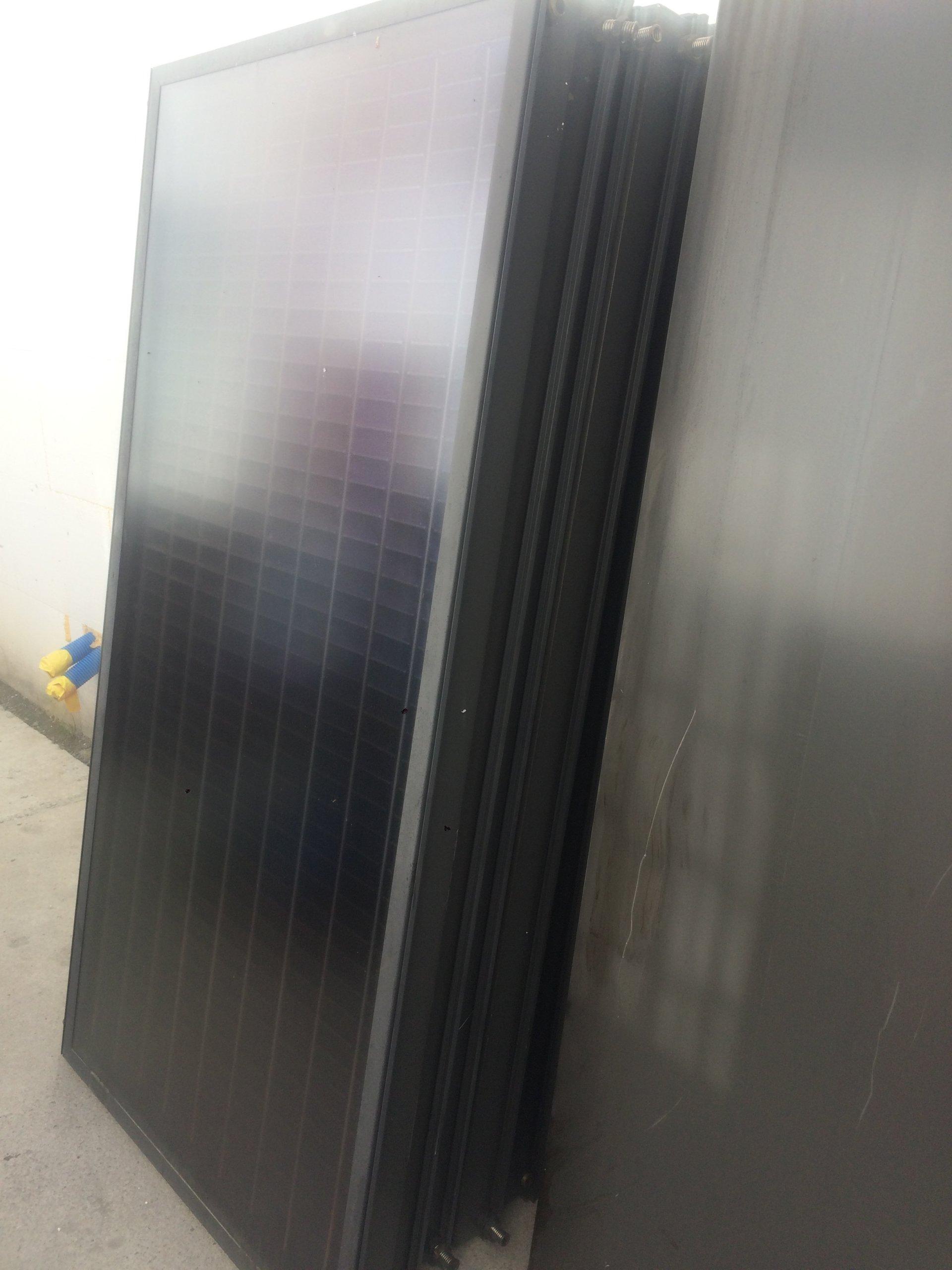 Poważne Kolektory słoneczne używane z demontażu sprawne - 7295358211 FL17