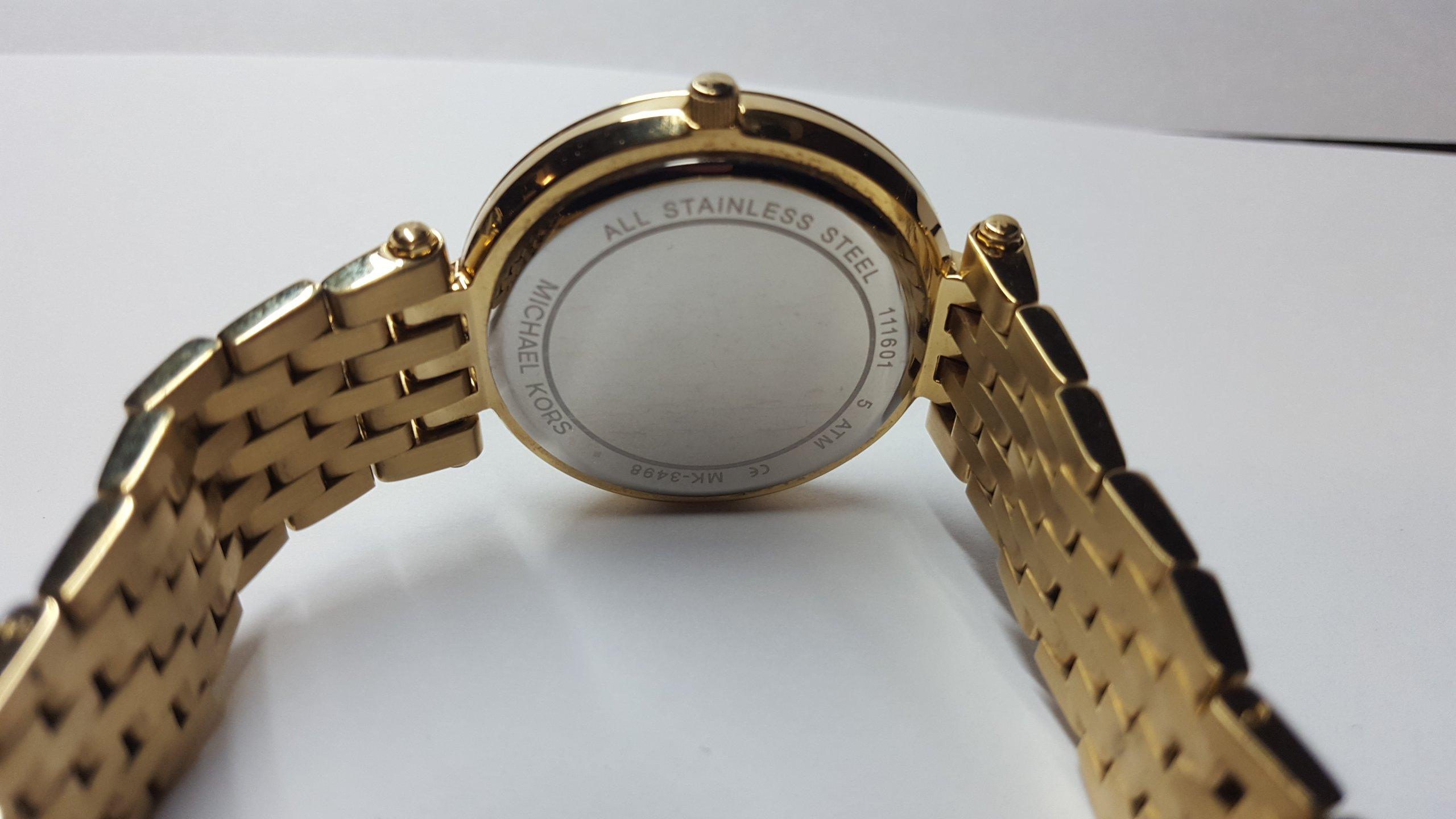 f23b436d7a912 Elegancki zegarek Michael Kors MK3498 Darci Quartz - 7215215468 ...