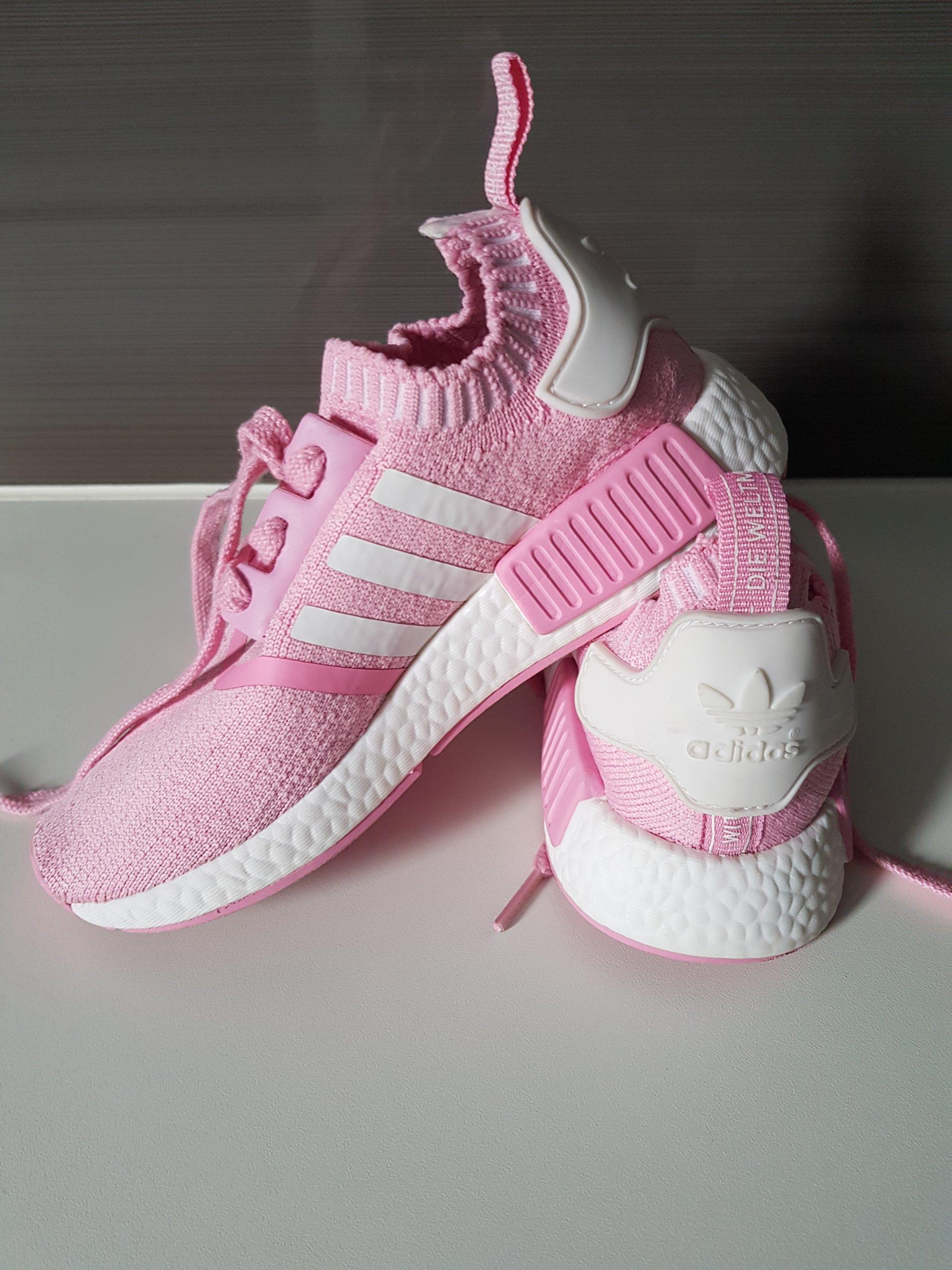 Buty Adidas Boost dziewczynka r.32 20,5cm jak NOWE