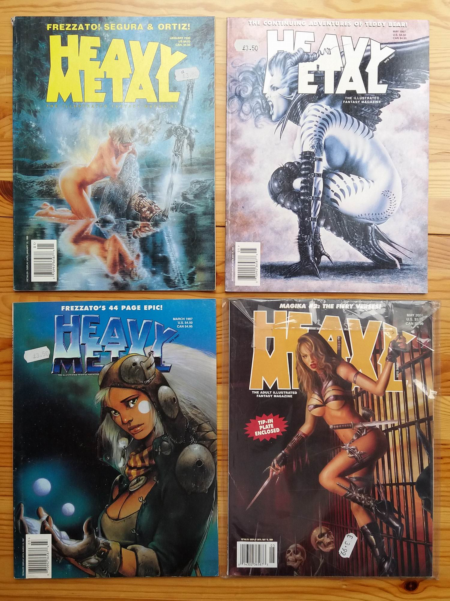 komiksowe heavy metal ftv wideo xxx