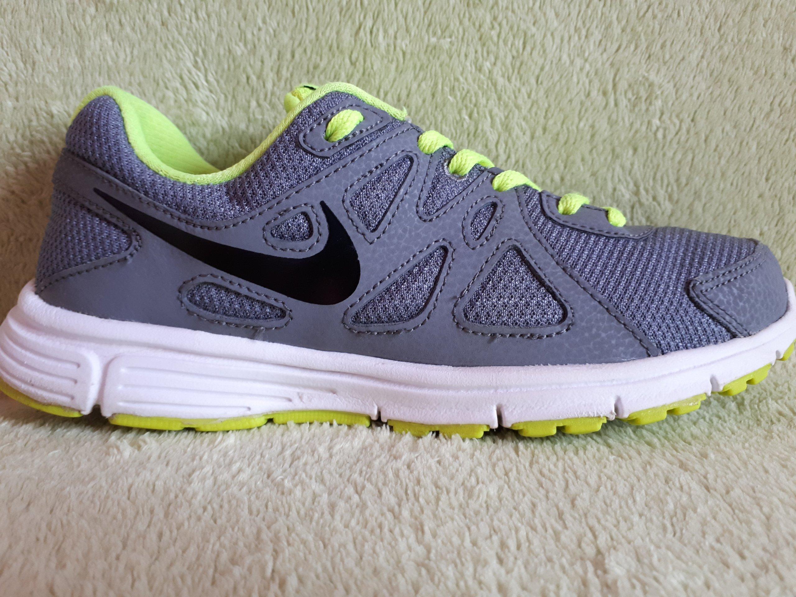 0ab562b38344d NIKE Revolution 2 buty sportowe do biegania r 38 - 7408663585 ...