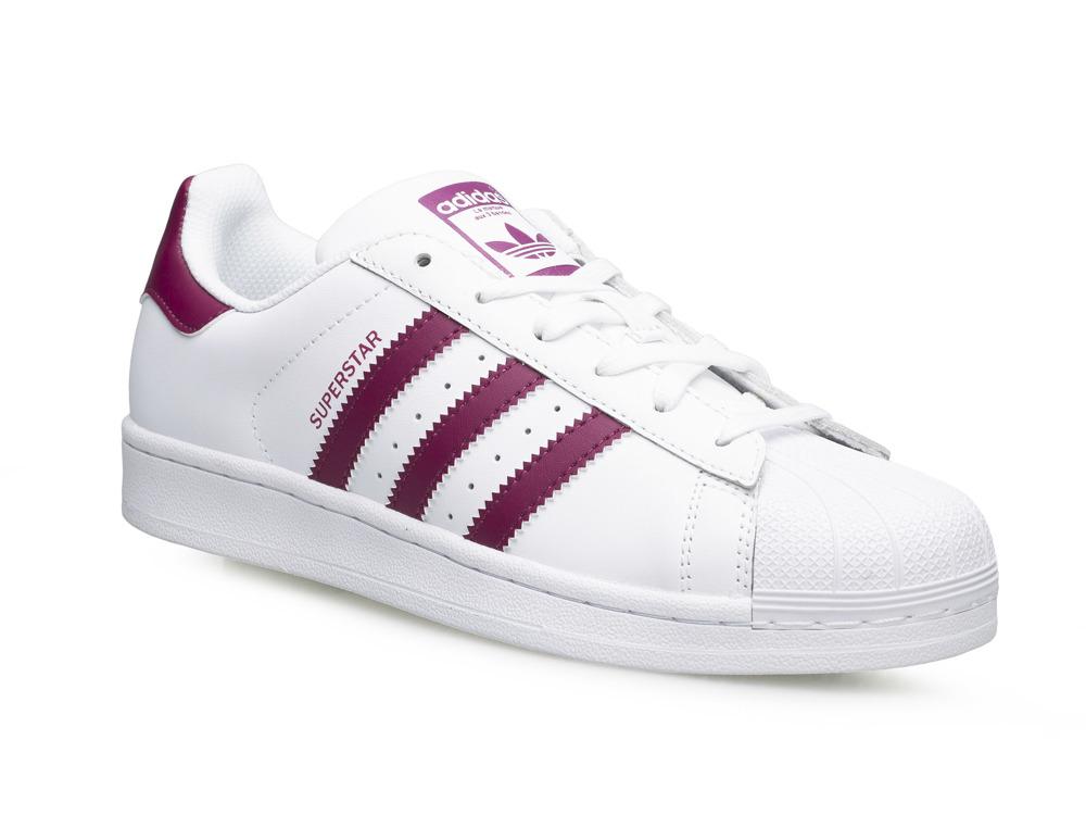 Dobra jakość Buty Damskie Skóra adidas Originals SUPERSTAR W