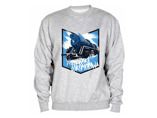 bluza z lokomotywa lech poznan allegro