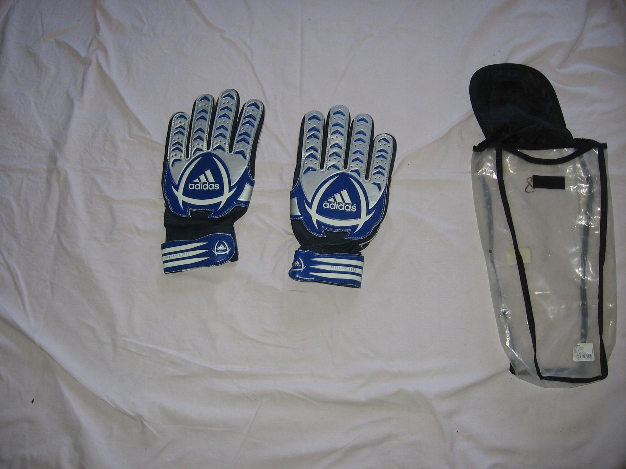 dbf294d80 rękawice bramkarskie piłka nożna Adidas Primero - 7489405302 ...