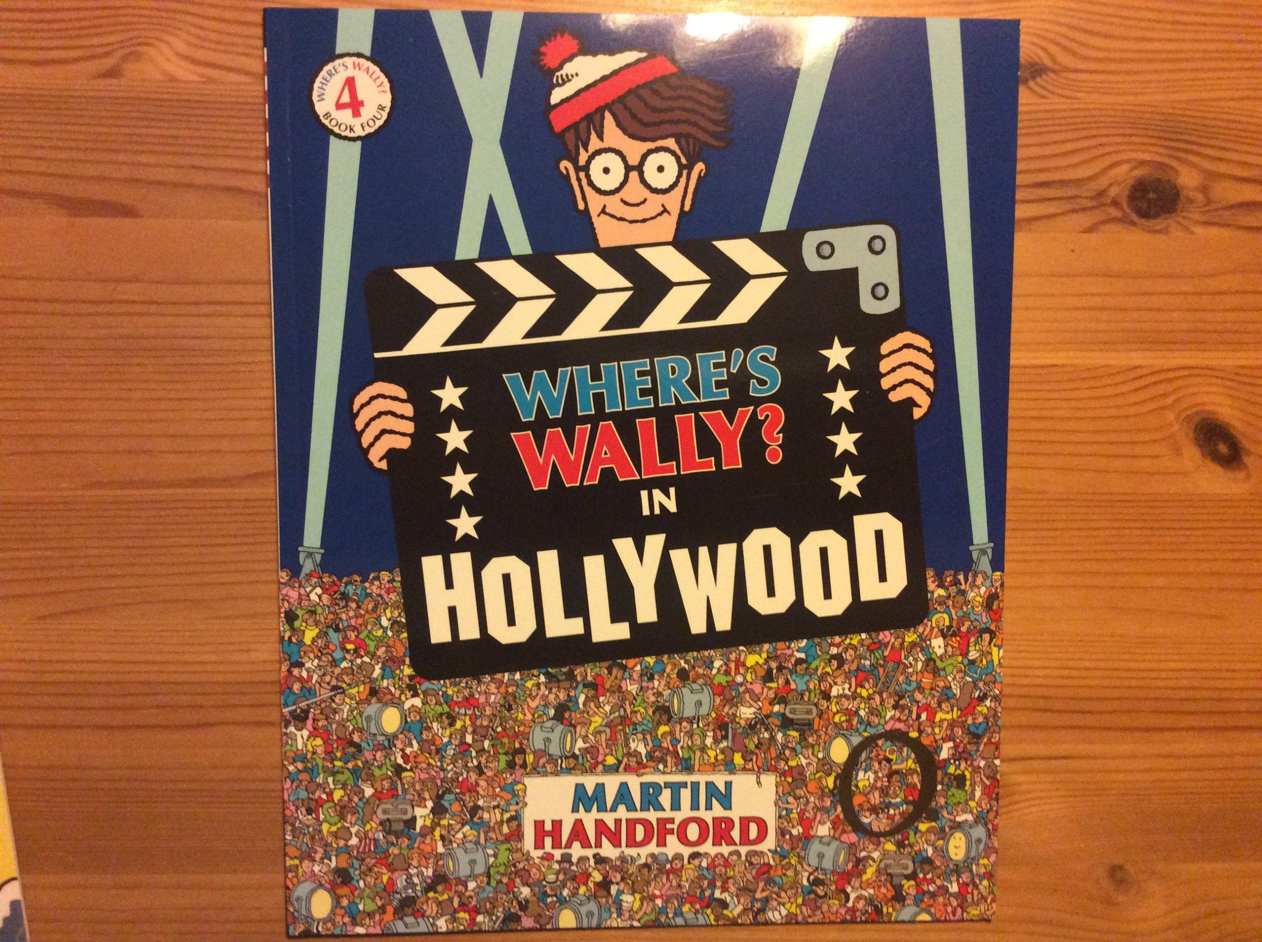 Wheres Wally in Hollywood