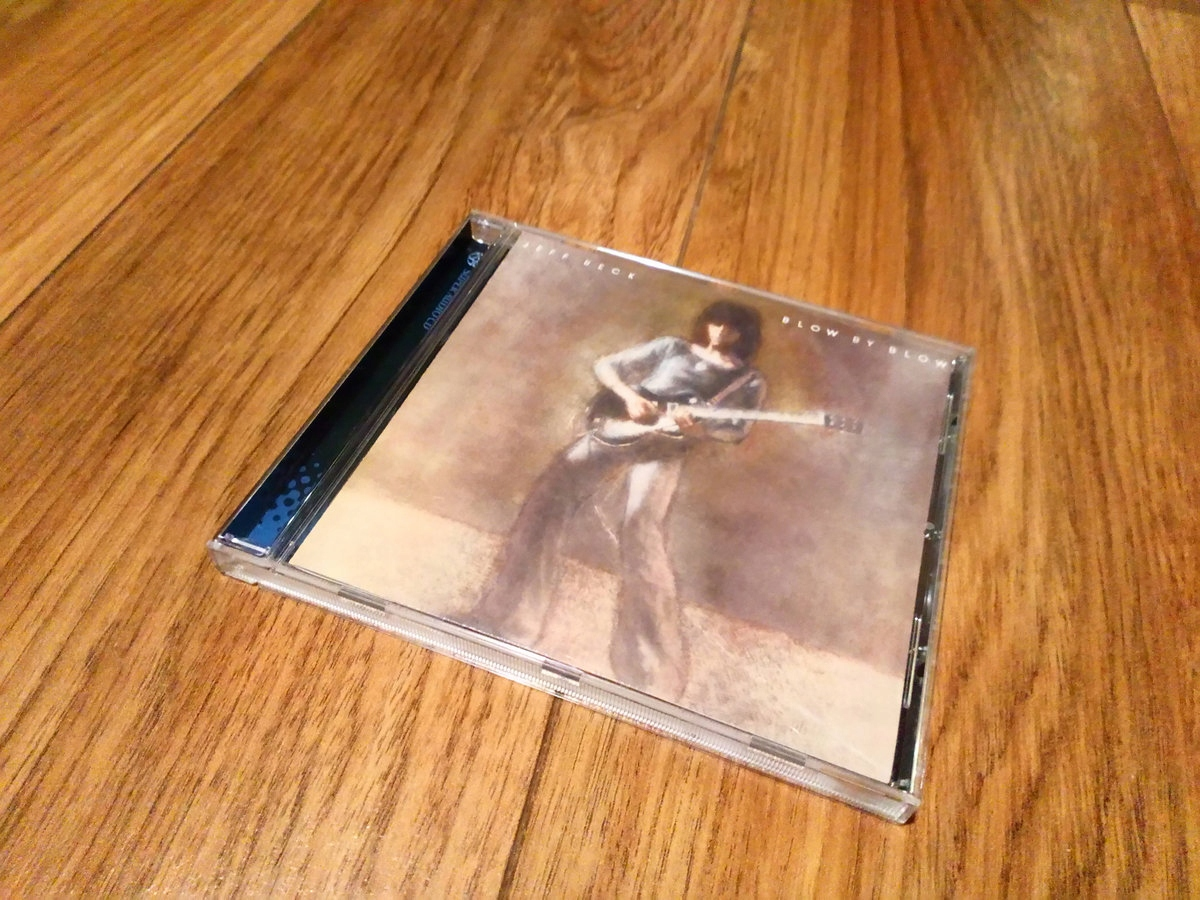 JEFF BECK BLOW BY BLOW SACD 5.1 SUPER AUDIO MULTI