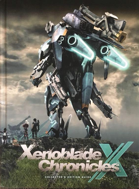 Xenoblade Chronicles X. Poradnik Książka