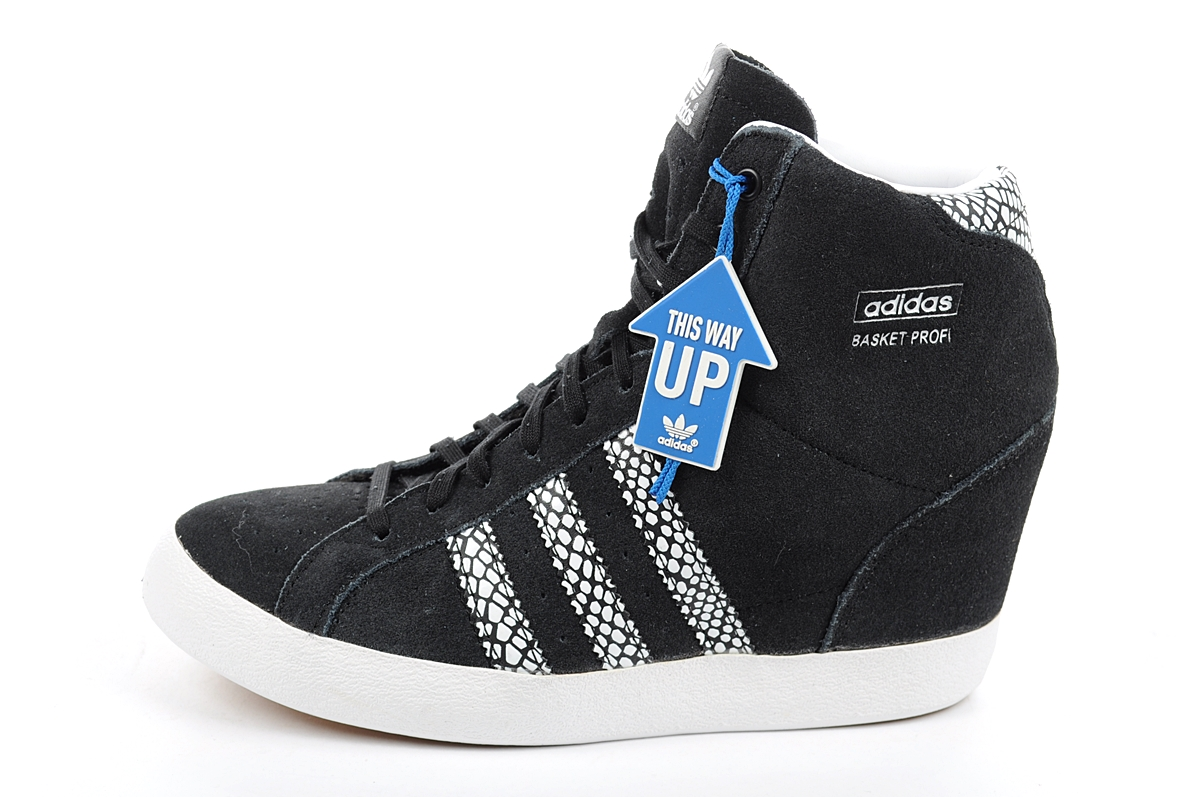 buty adidas originals basket profi up w m20837