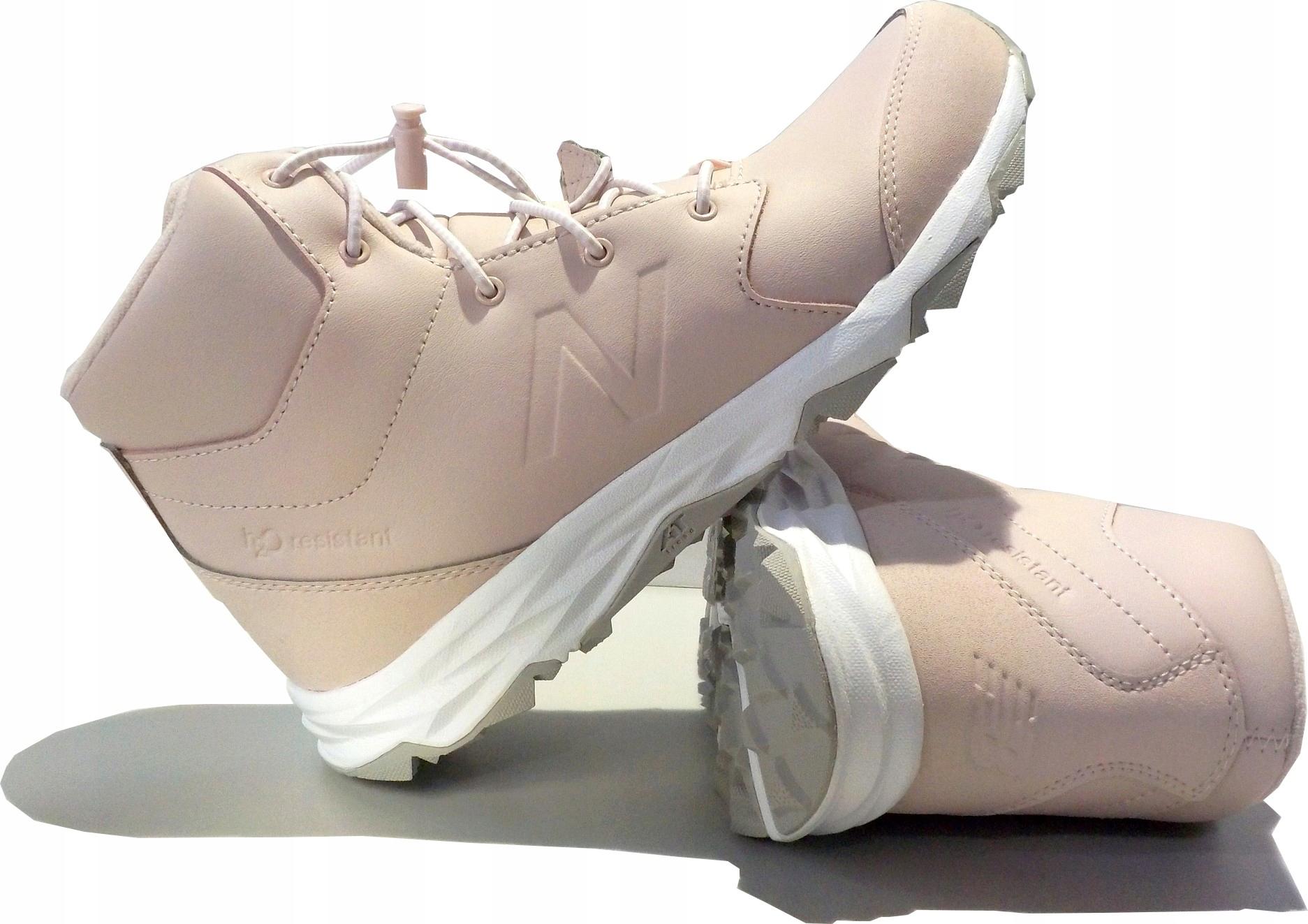 fabrycznie autentyczne najlepszy wybór świetna jakość NEW BALANCE buty damskie KH800PKY różowy 38 - 7556903763 ...